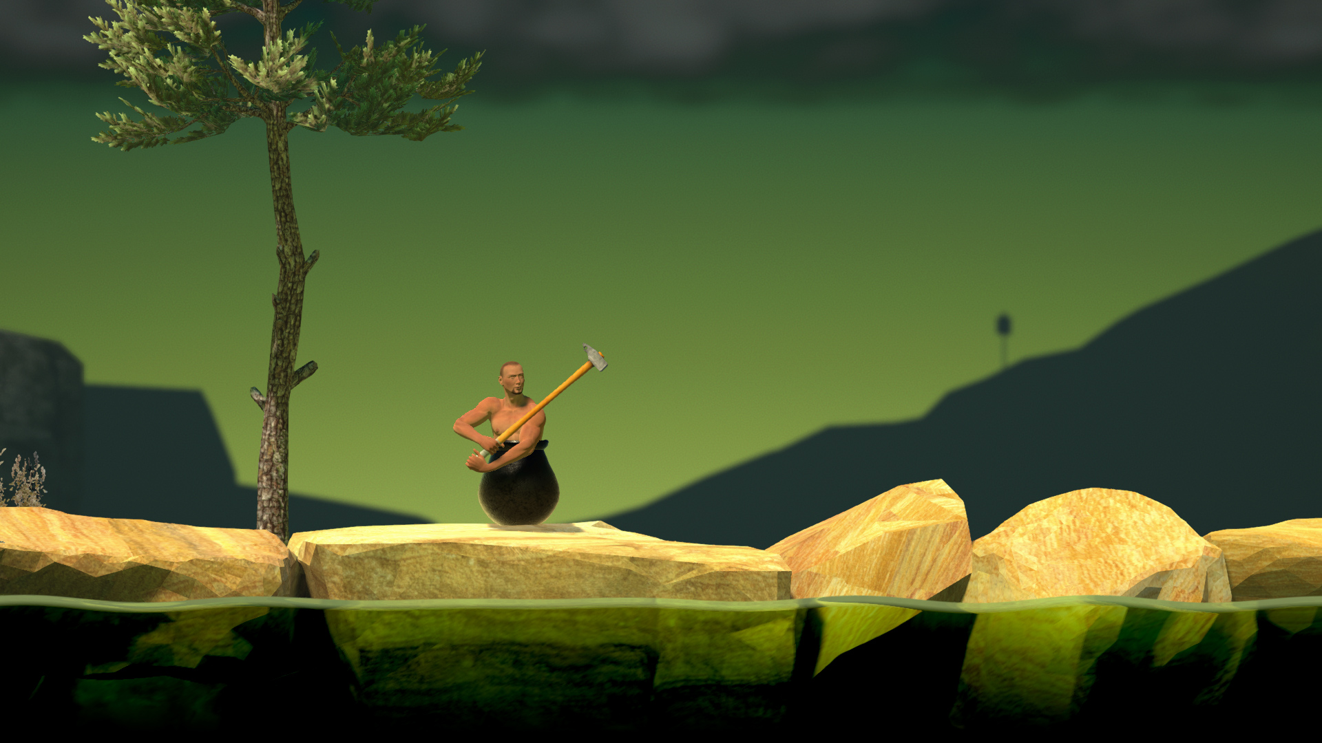 getting over it game free download mac