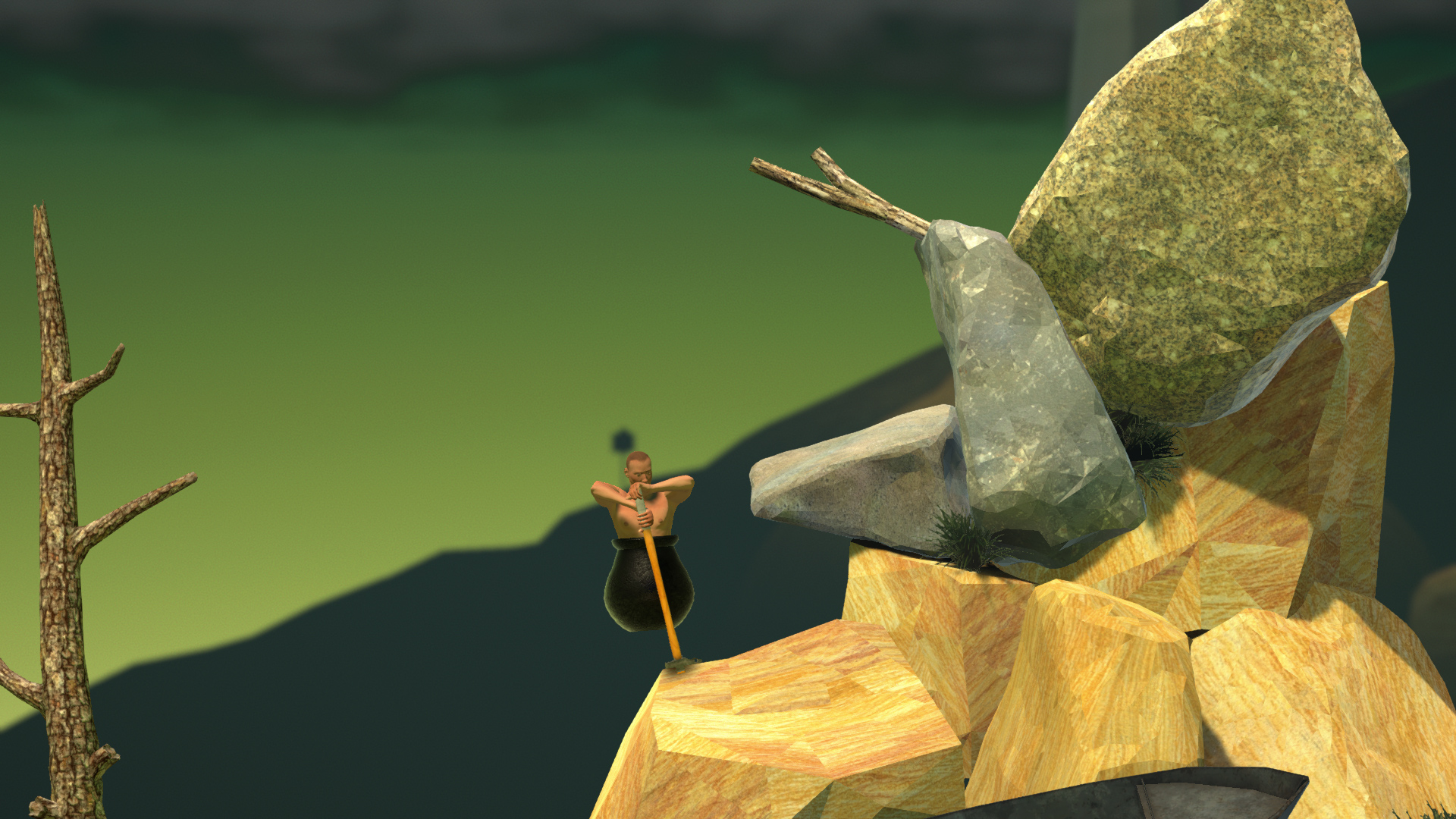 getting over it online free play